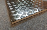 ABS Chequer Plate Insulated Mat